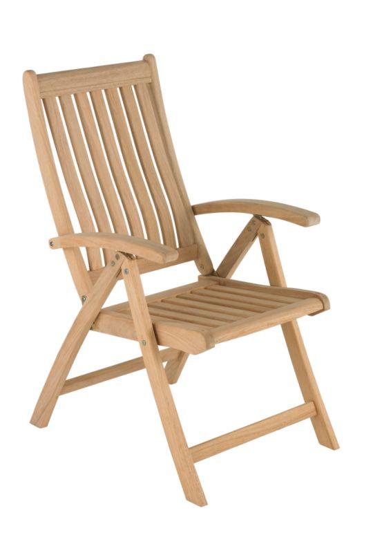 Harrogate Folding Reclining Chair