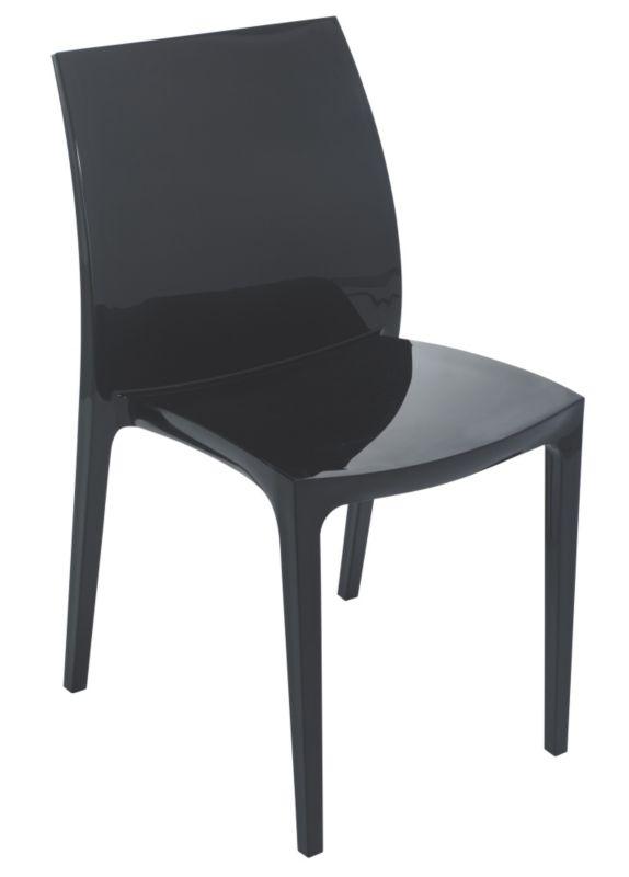 San Antonio Chair Black