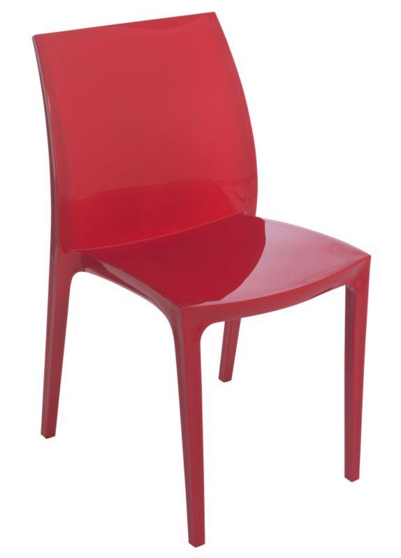 San Antonio Chair Red