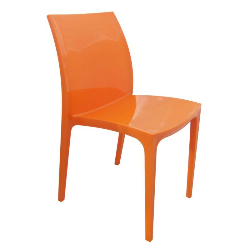 San Antonio Chair Orange
