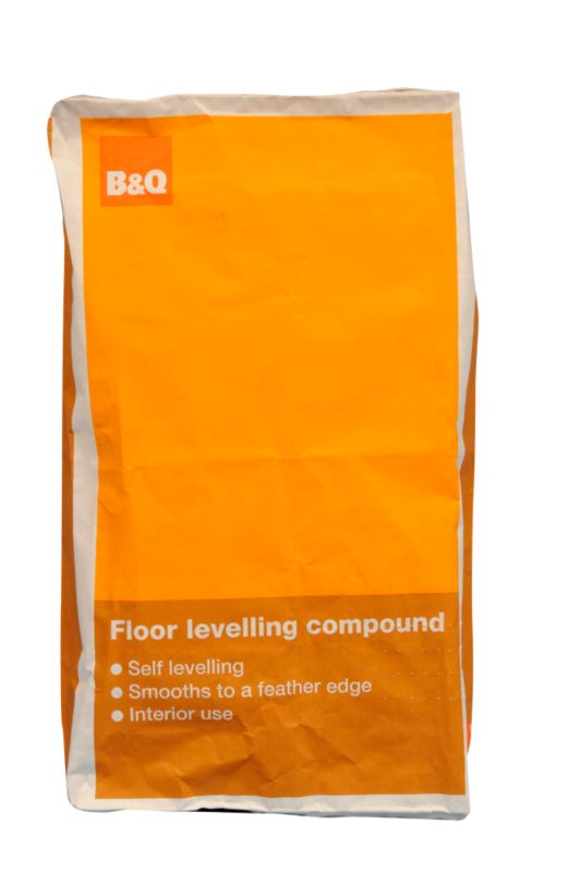 B&Q Floor Levelling Compound 18LEC25BQ 25kg