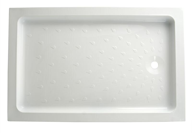 Stone Rectangular Shower Tray 1200 x 800