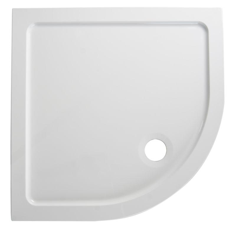 ResinLite Quadrant Shower Tray (W)900 x (D)900mm