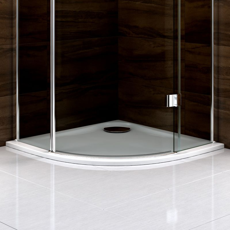 Ultra Low Profile Quadrant Shower Tray