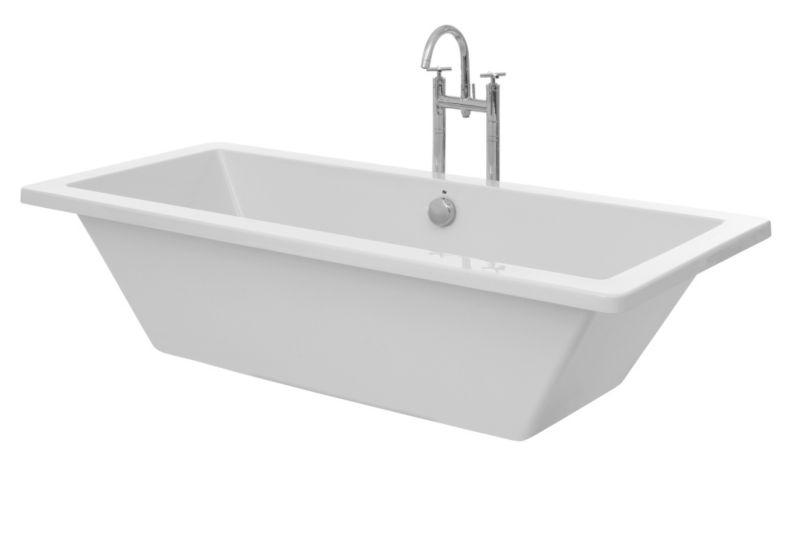 Cooke & Lewis Clarence Freestanding Acrylic Bath