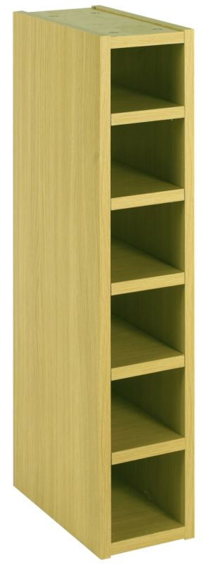 Framed Oak Style Wine Rack Cabinet - CLICK FOR MORE INFORMATION