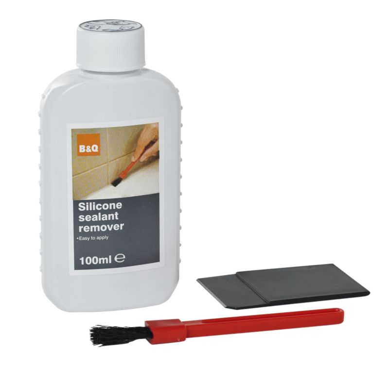 B&Q Silicone Sealant Remover 100ml