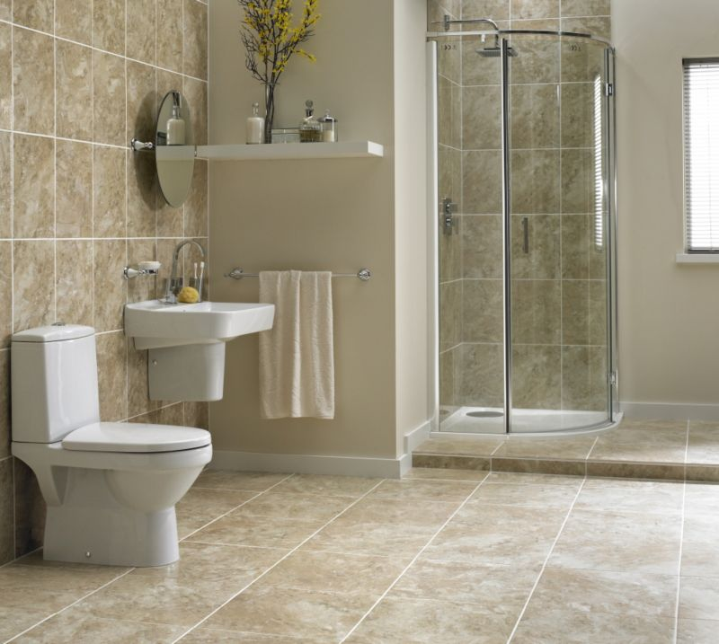 Cooke & Lewis Luciana Ensuite Bathroom En Suite