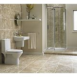Save on this Cooke & Lewis Luciana Ensuite Bathroom En Suite