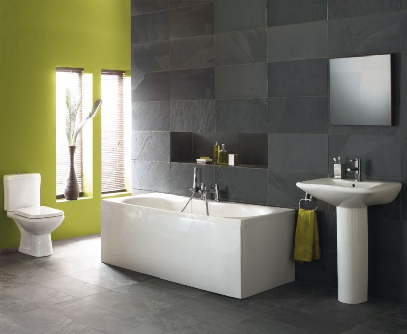 Cooke & Lewis Narissa Bathroom Suite Pack With Whirlpool
