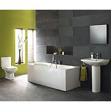 Save on this Cooke & Lewis Narissa Bathroom Suite With Whirlpool