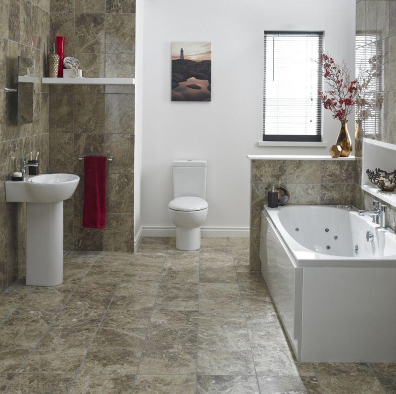 Cooke & Lewis Eleanor Spa Bath Suite