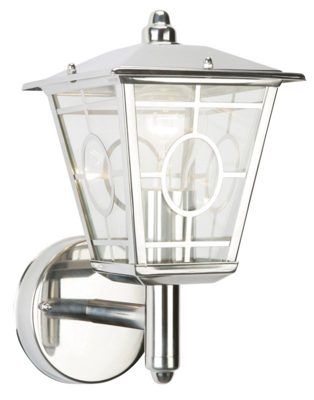 Chrome Effect Wall Lights : chrome table lamps