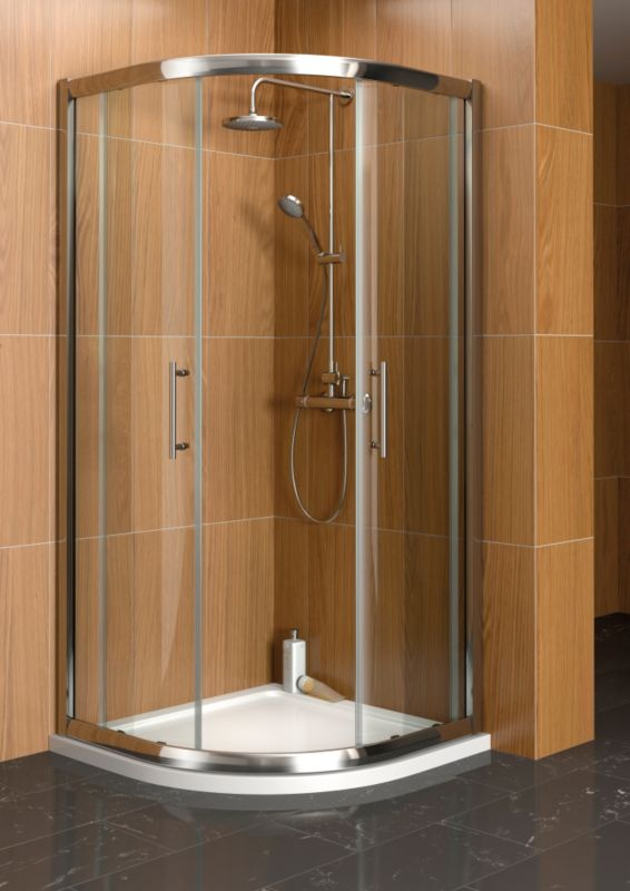 Durastone Quadrant Shower Tray 900 x 900