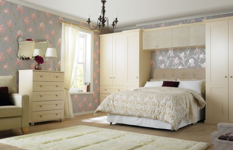 Buy Cheap Cream Bedroom Furniture Compare Beds Prices For Best Uk Deals