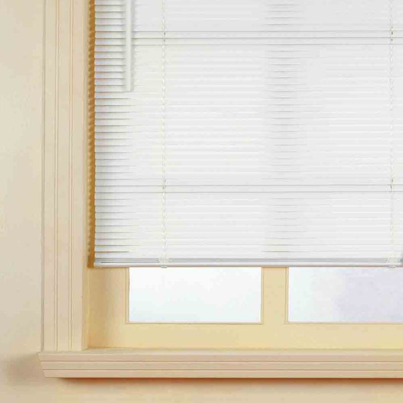 Colours by BandQ PVC Venetian Blind White