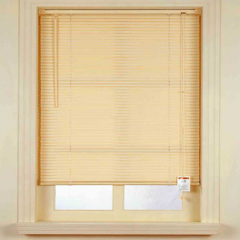 Colours by BandQ PVC Venetian Blind Ivory