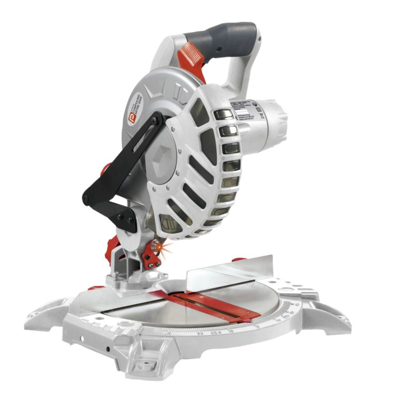 Performance Power Redeye Laser Compound Mitre Saw NLE210MA (L)210mm 1400W