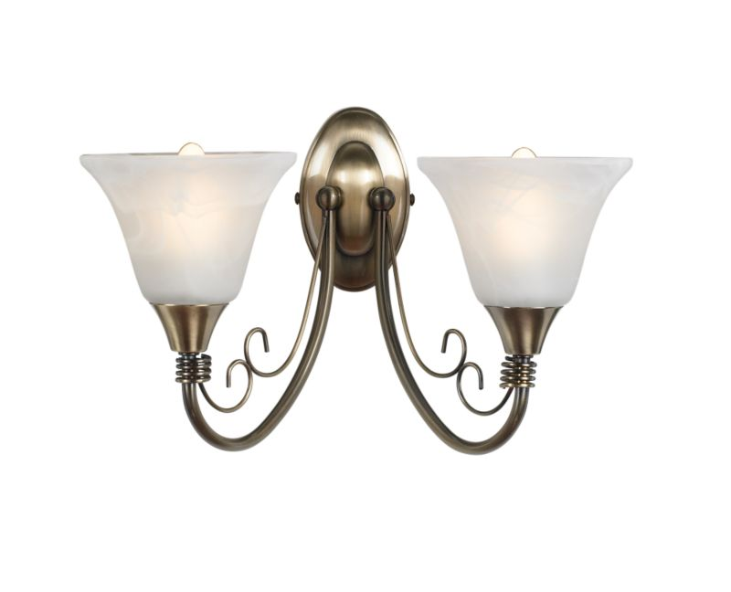 Lauren Double Wall Light