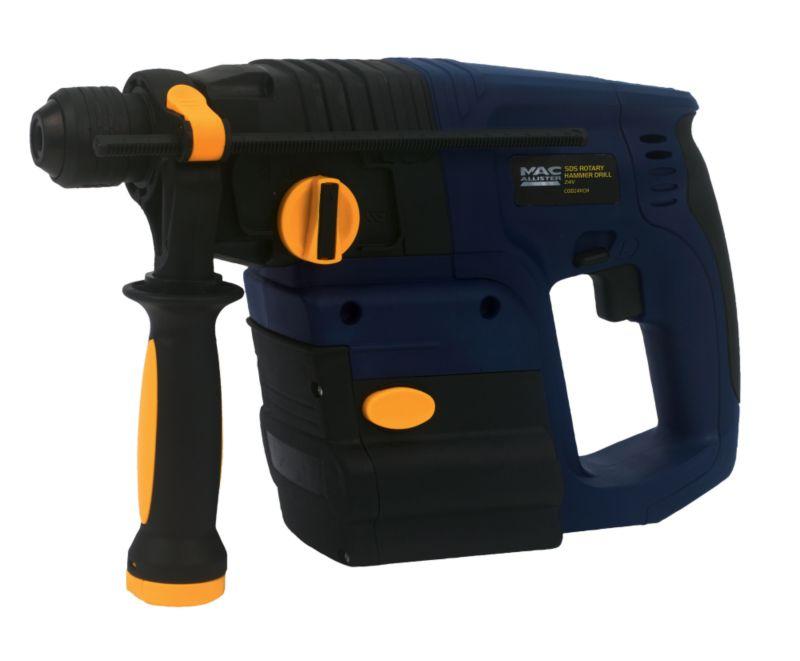 Cordless SDS Hammer Drill HDA302D 24V