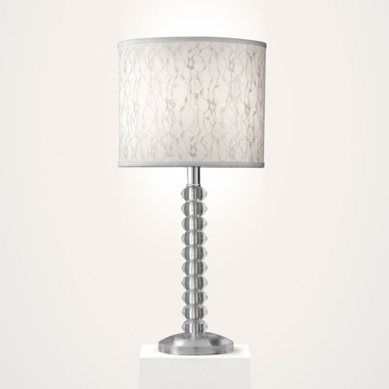 Lights by BandQ Aix Table Lamp Pink