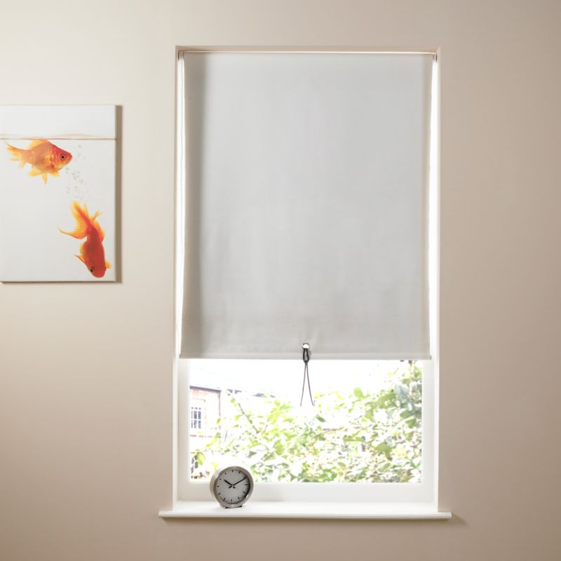 Colours by BandQ Santorini Roller Blind White(W)