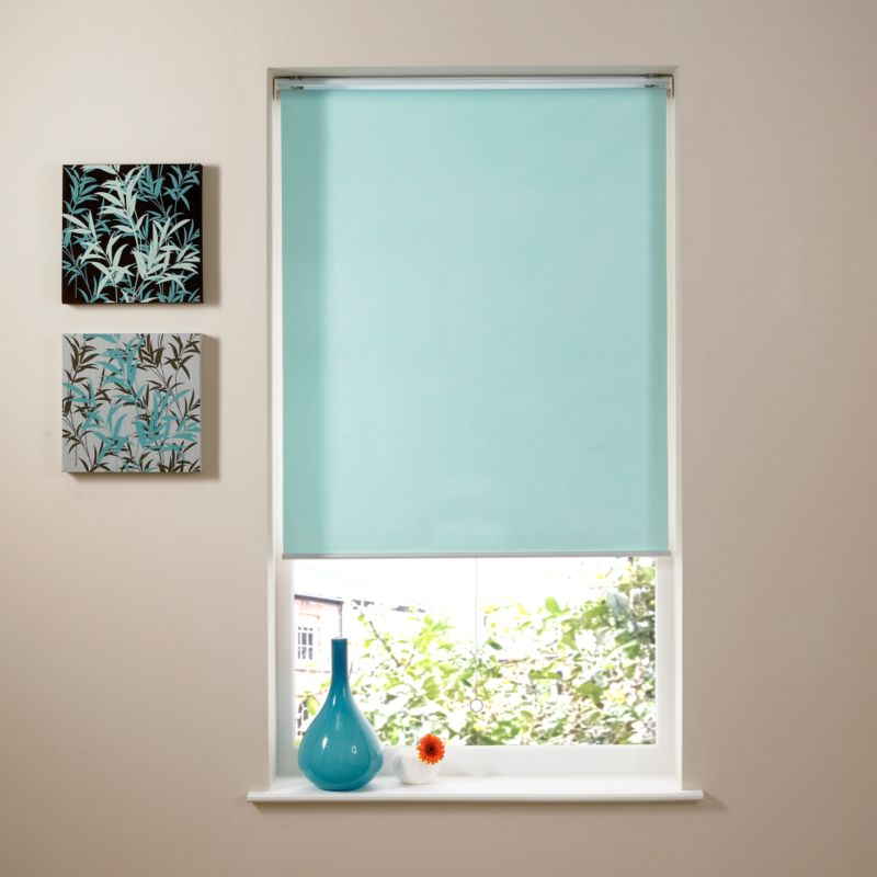 Colours Collection by BandQ Shimmer Roller Blind