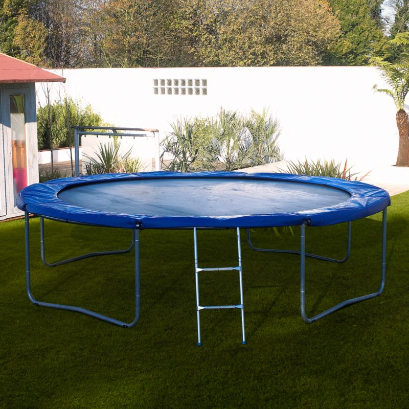 6 Ft Trampoline And Enclosure