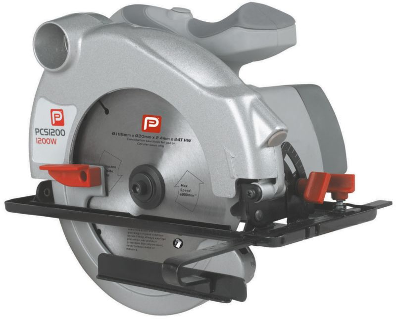 Performance Power Circular Saw 1200W PCS1200
