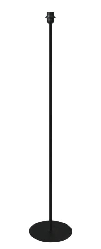 by BandQ Pamela Floor Lamp Base Matt Black