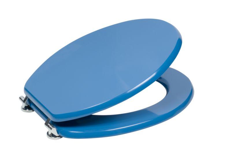 toilet seat blue ts blue