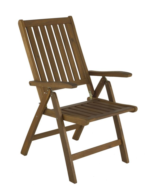 Chichester Folding Reclining Chair