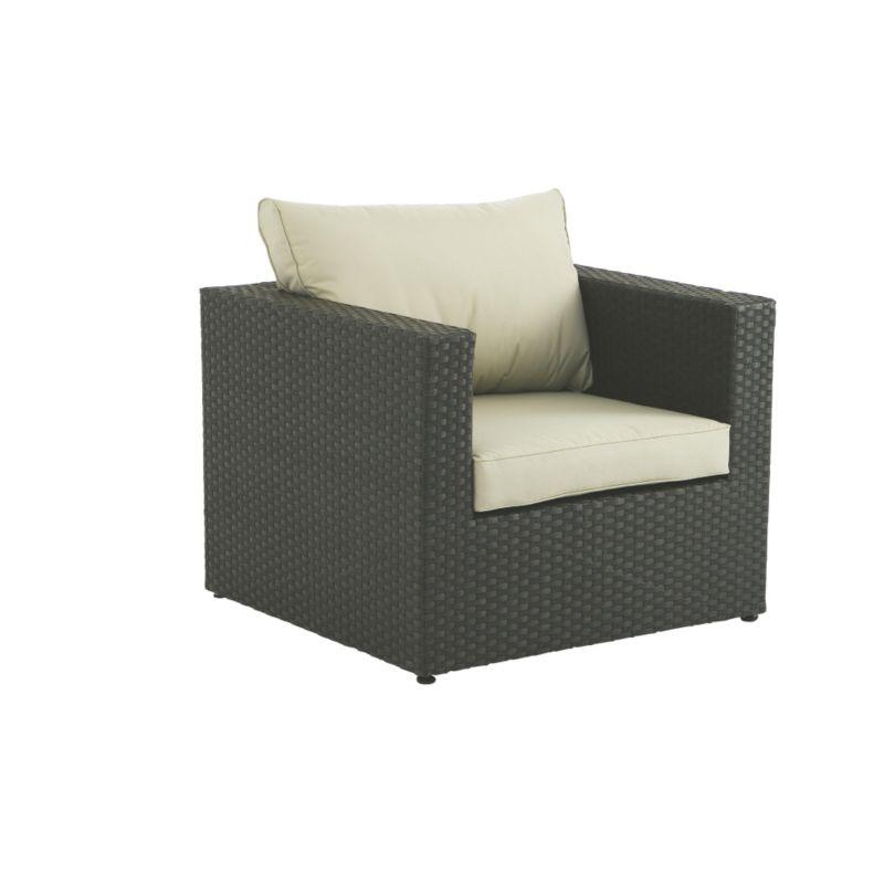 Antigua Armchair With Cushion