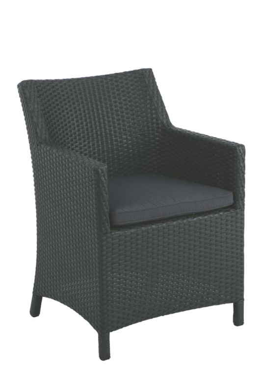 Montreal Armchair With Cushion Pack of 2