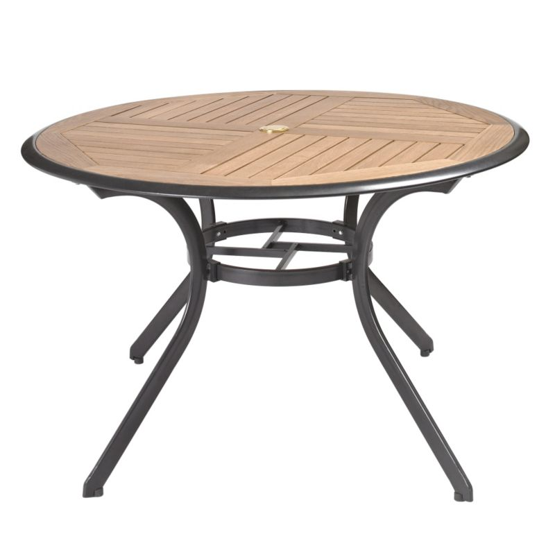 Blooma bali round table review compare prices buy online - Tables and chairs price ...