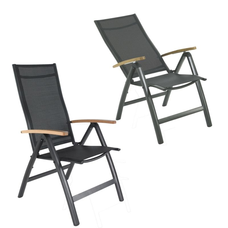 Bali Recliner Chair Pack Of 2