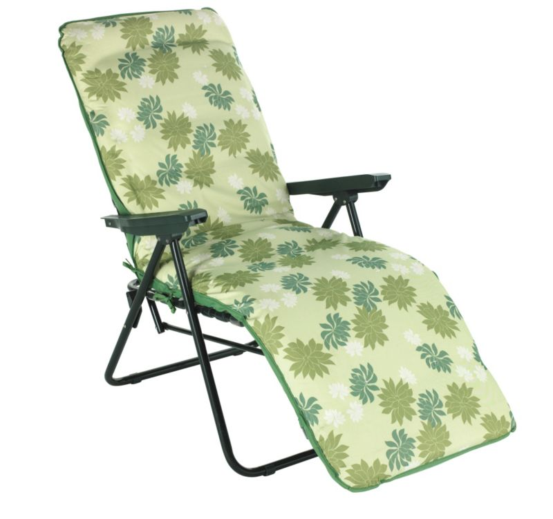 Sicily Relaxer Chair With Cushion