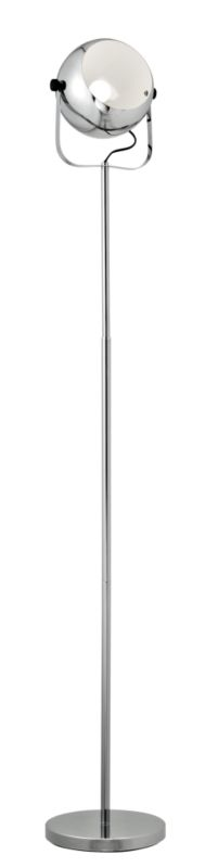 Bobo Floor Lamp Chrome Effect BB2226