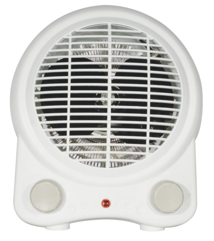 B&Q Upright Fan Heater 2000W
