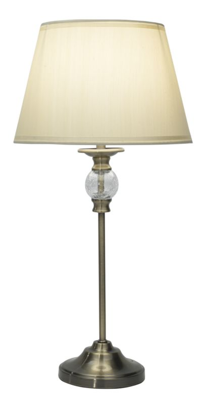 Colours by BandQ Kaisa Table Lamp Shade Antique