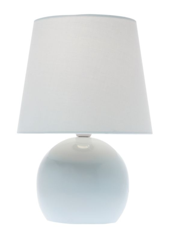 Lights by BandQ Ava Touch Dimmable Table Lamp Blue