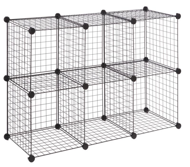 Wire Mesh Storage Cubes Best Storage Design 2017