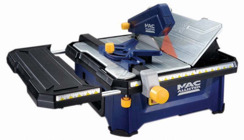 Mac Allister 650W Tile Saw