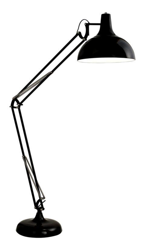 Cashback lights collection tecton floor lamp black by b and q lights collection tecton floor lamp black by b and q aloadofball Choice Image