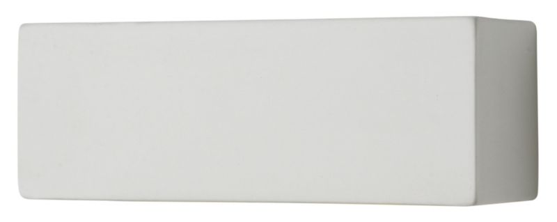 Lights by BandQ Melody Square Wall Light White