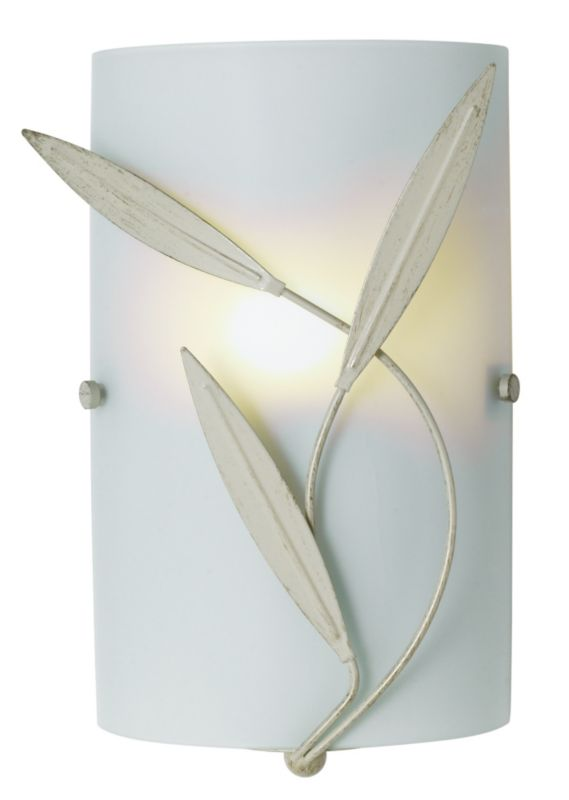 Lights by BandQ Chloe Wall Light Cream/Gold