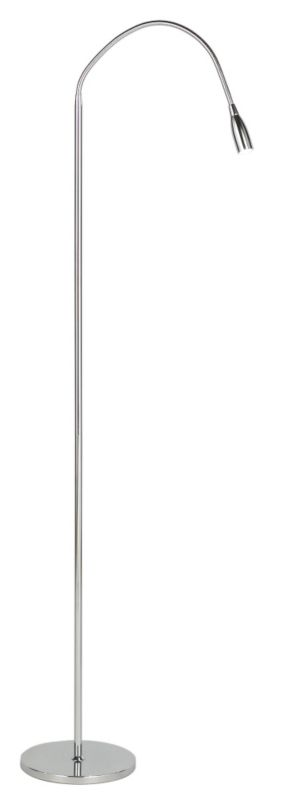 Lights by BandQ Adrian Adjustable LED Floor Lamp