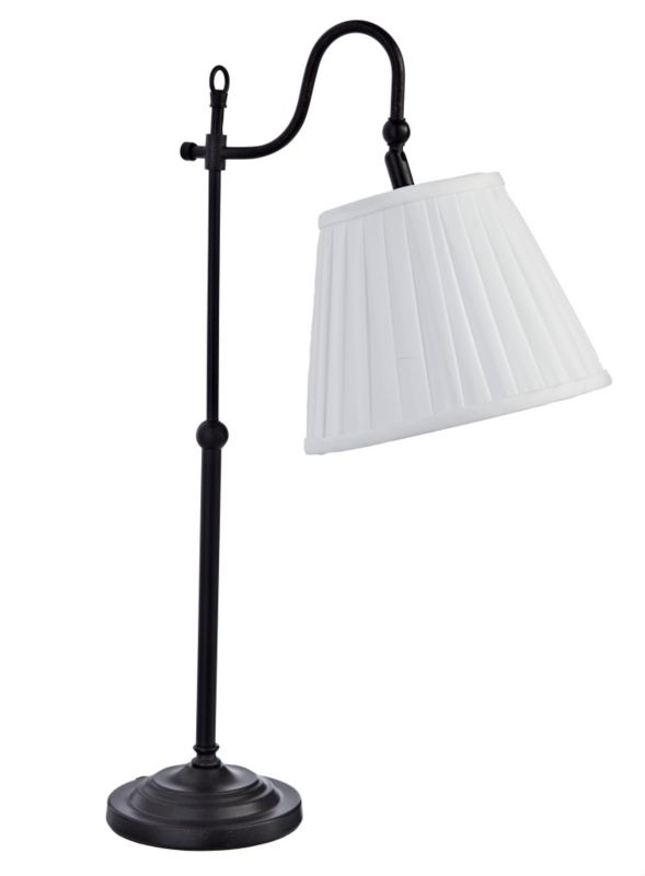 Lights by BandQ Rosie Table Lamp With Pleated
