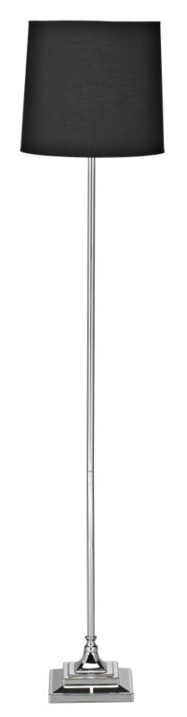 Lights by BandQ Olivia Floor Lamp With Black