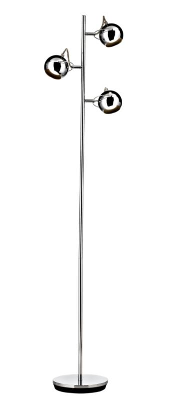 Lights by BandQ Rosalie Eyeball Floor Lamp